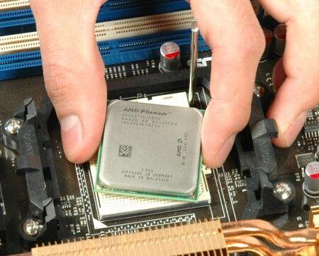 Как заменить процессор в компьютере?