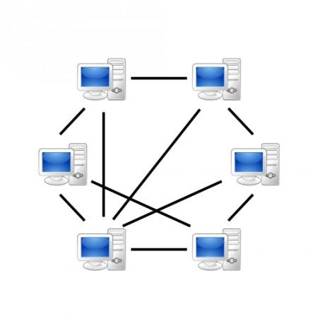 Технология приема и передачи данных Peer to Peer