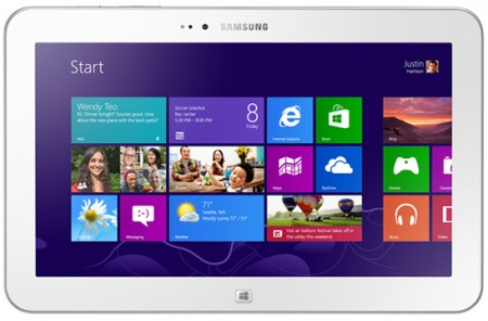 Ativ Tab 3   планшет Samsung на Windows 8