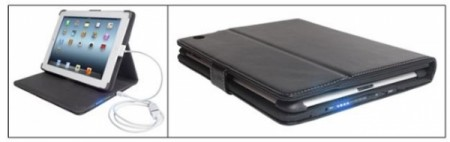 Props Power Case   чехол с зарядкой для Apple iPad
