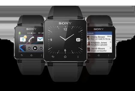 SmartWatch 2 SW2   второе поколение умных часов от Sony