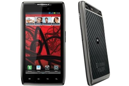 Смартфон Motorola Razr Maxx будет продаваться в Европе