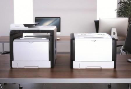 Ricoh выпустила 4 новых принтера и МФУ