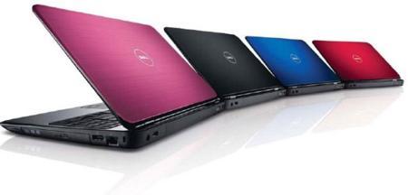 Новая серия ноутбуков Dell Inspiron R