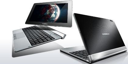 Новый планшет трансформер от Lenovo