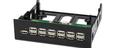 Как через USB обеспечивается питание периферийных устройств?