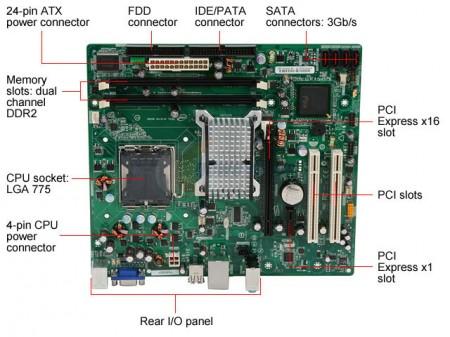 Какая должна быть температура материнской платы на чипсете Intel G31?