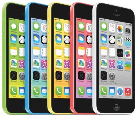 Apple iPhone 5c   новый бюджетный смартфон Apple