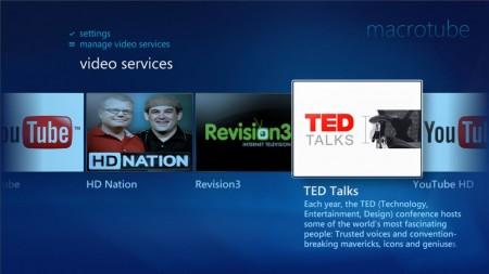 Как просмотреть ролик YouTube с помощью Windows 7 Media Center?