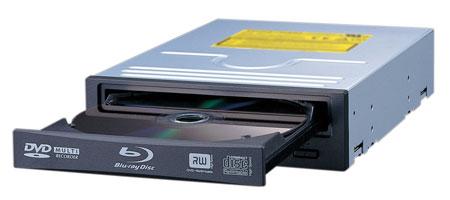 Как установить и подключить привод Blu ray?