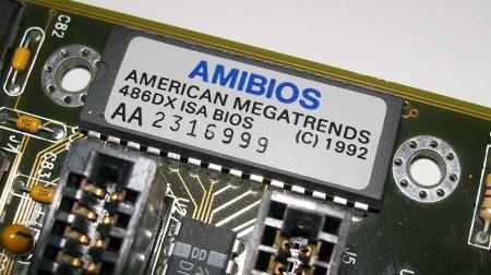 Как восстановить AMIBIOS?