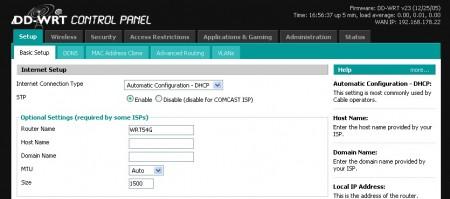 Для чего нужна прошивка DD WRT в сетевом роутере?