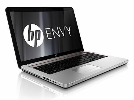 HP обновила ноутбуки Envy 17, Envy 15 и Envy 17 3D