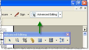 Как работать с панелями инструментов в Adobe Acrobat?