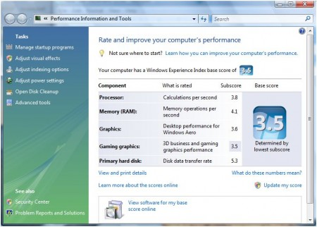 Как решить проблемы с производительностью в Windows 7?