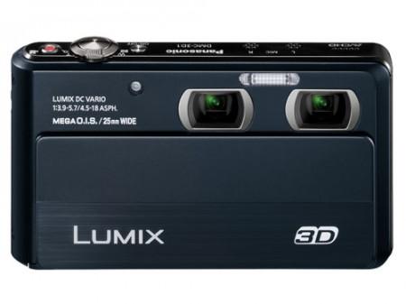 Обзор цифровой камеры Panasonic Lumix DMC 3D1