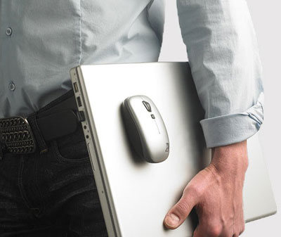 Как использовать внешнюю мышь совместно с ноутбуком?