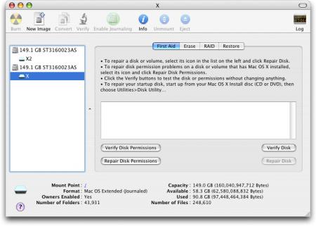 Как отформатировать раздел жесткого диска на платформе Mac без потери данных?