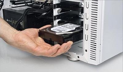 Как поменять жесткий диск, инструкция по шагам