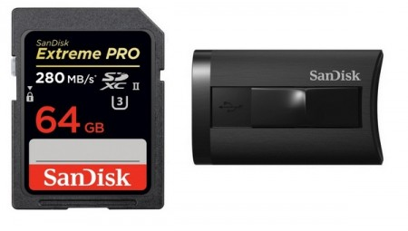 SanDisk SDXC UHS II/Extreme PRO SDHC   карты памяти класса UHS Speed Class 3
