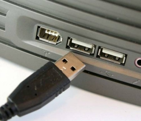 Почему невозможно получить доступ к USB порту?