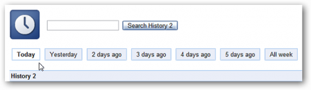 Как прочитать историю работы в браузере Chrome?