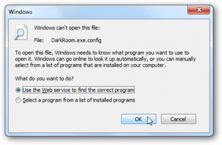 Как получить информацию о файле с неизвестным расширением?