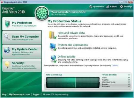 Как создать и использовать диск Kaspersky Rescue Disk для очистки от вирусов инфицированного компьютера?