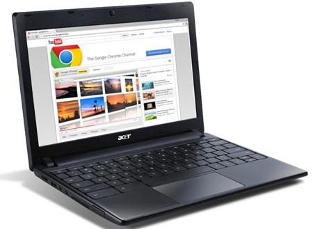Google обнародовала схему оплаты за использование Chromebook