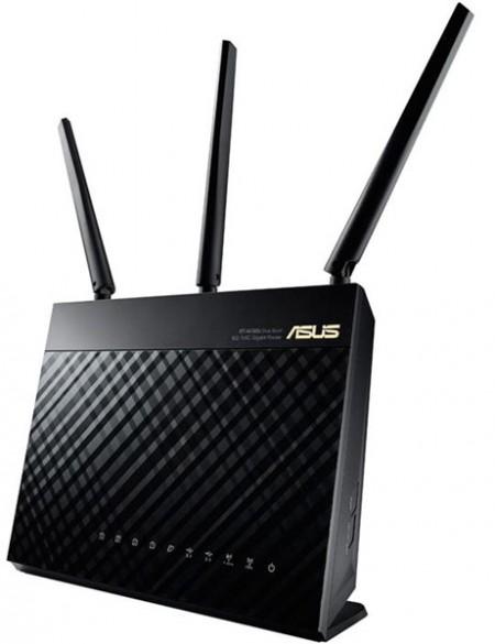 Asus RT AC68U   новый роутер с технологией Broadcom TurboQAM и поддержкой USB 3.0