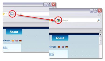 Почему Firefox не показывает значки сайтов Favicon в списке избранного?