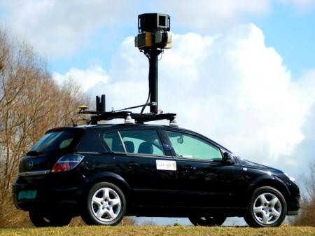 Google подготовит панораму Литвы для Street View