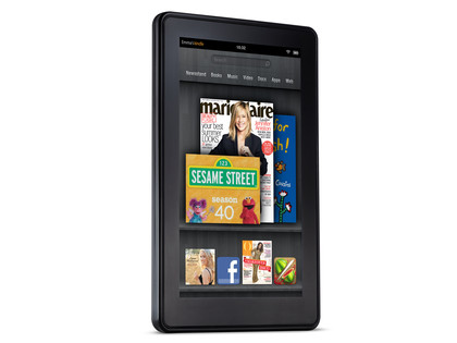 Kindle Fire следующего поколения готовится к выходу