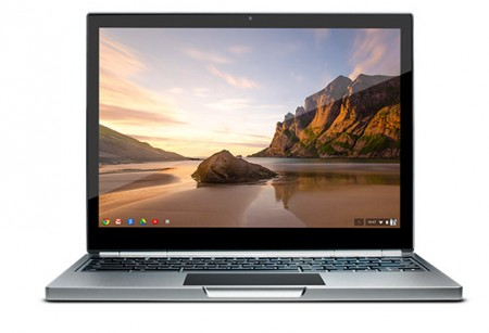 Google предлагает покупателям Chromebook Pixel