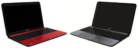 Пять новых моделей в линейке ноутбуков Toshiba Satellite L