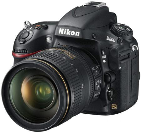 Nikon D600   самая доступная в модельном ряду компании!