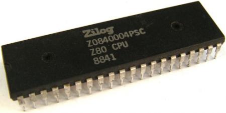 Основные характеристики микропроцессоров и микроконтроллеров