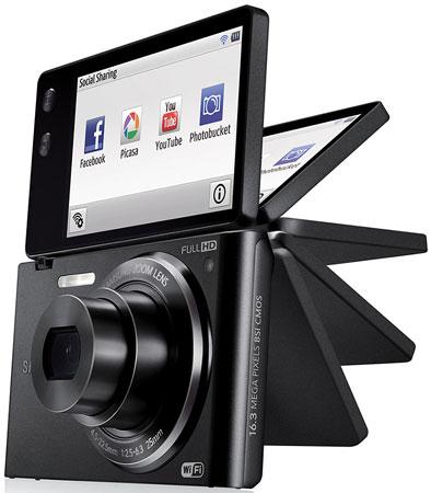 Новая цифровая камера Samsung MV900F с Wi Fi