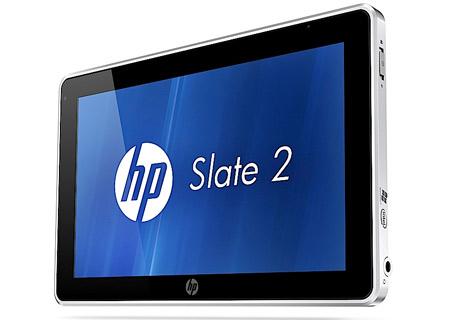 В России стартовали продажи планшетов бизнес класса HP Slate 2