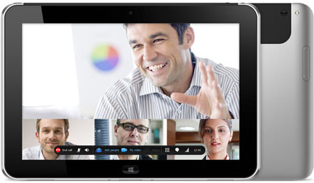 Корпорация HP анонсировала планшет ElitePad 900