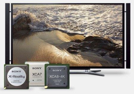 LG и Sony начали производство телевизоров 4к