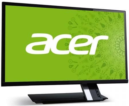 Очередной монитор Acer с несимметричной подставкой