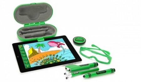 Digitools Deluxe Pack   гаджет для iPad для юных художников