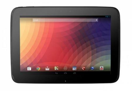 На рынке планшетов новый зверь   Google Nexus 10!