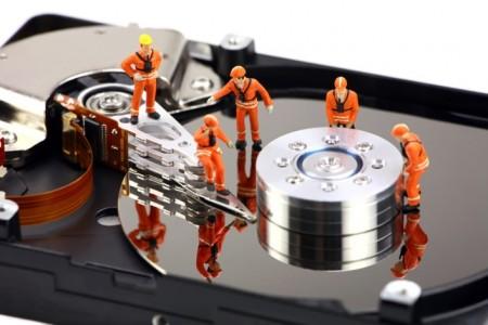 Восстановление третьего уровня для жестких дисков