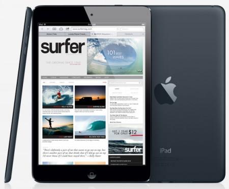 Новый iPad mini оказался смесью iPad 2 и iPad 4