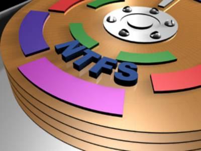 Как защитить каталоги NTFS на внешнем диске?