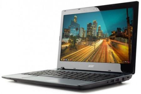 Acer предлагает самый дешеый хромобук за 199$