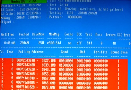 Проблемы, возникающие с памятью DDR2. Часть 2
