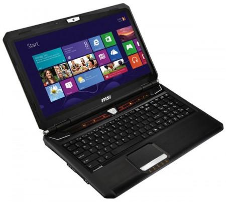 MSI представила игровой ноутбук GX60